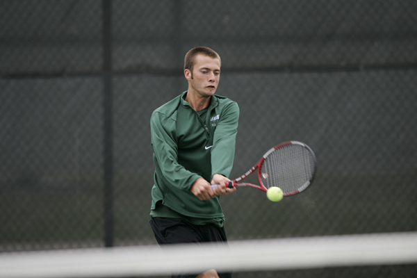Q&A With No  1 Singles Player Nick Rinks - Michigan State University