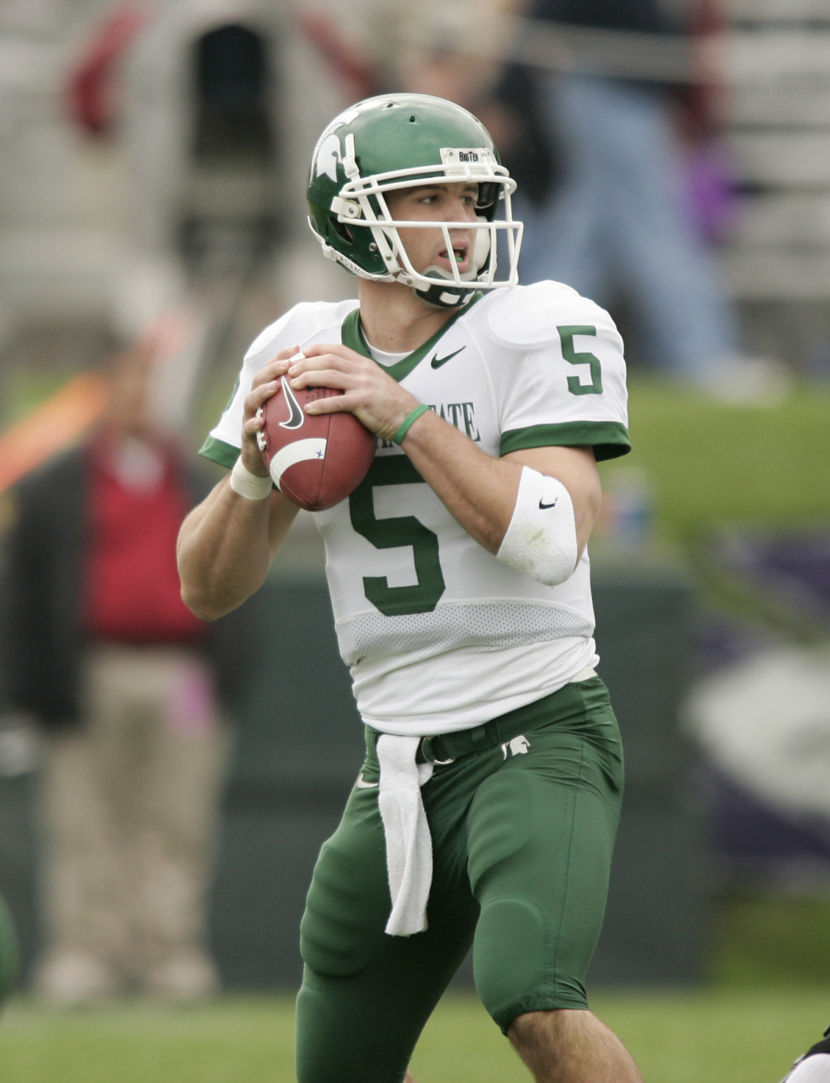 Stanton Selected 2007 Michigan College Male Athlete Of The Year ...