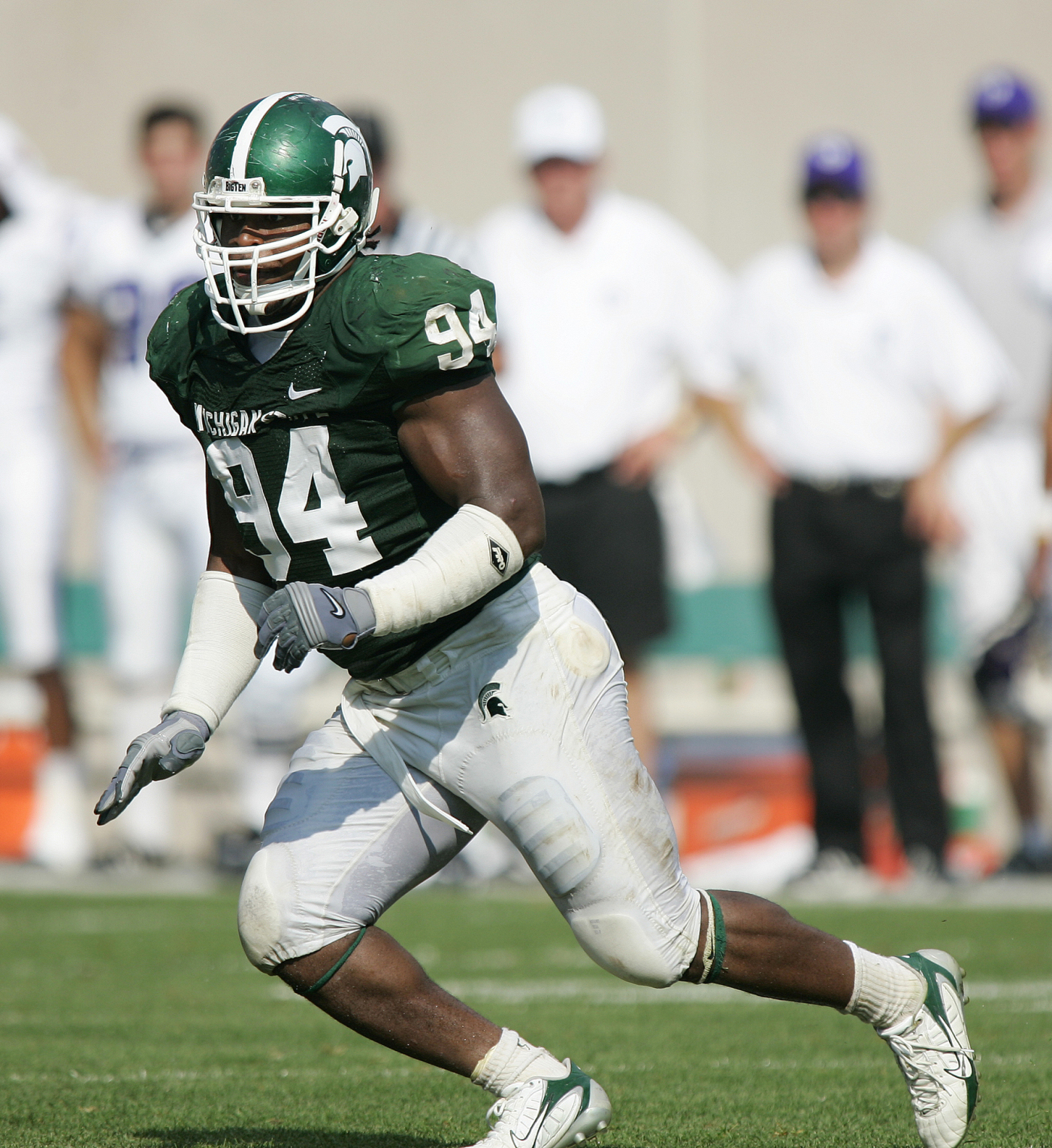 Spartan Football Faces Another Big Ten Road Test Saturday At