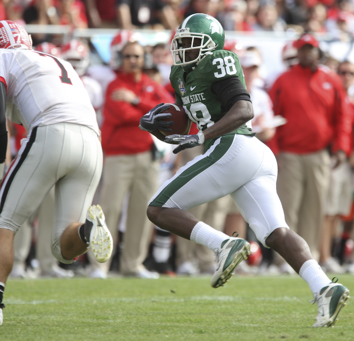 Kendell Davis-Clark: Finding a Home at Safety - Michigan State ...
