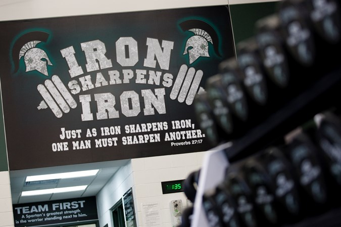 Three Spartans to be Named Master Strength and Conditioning