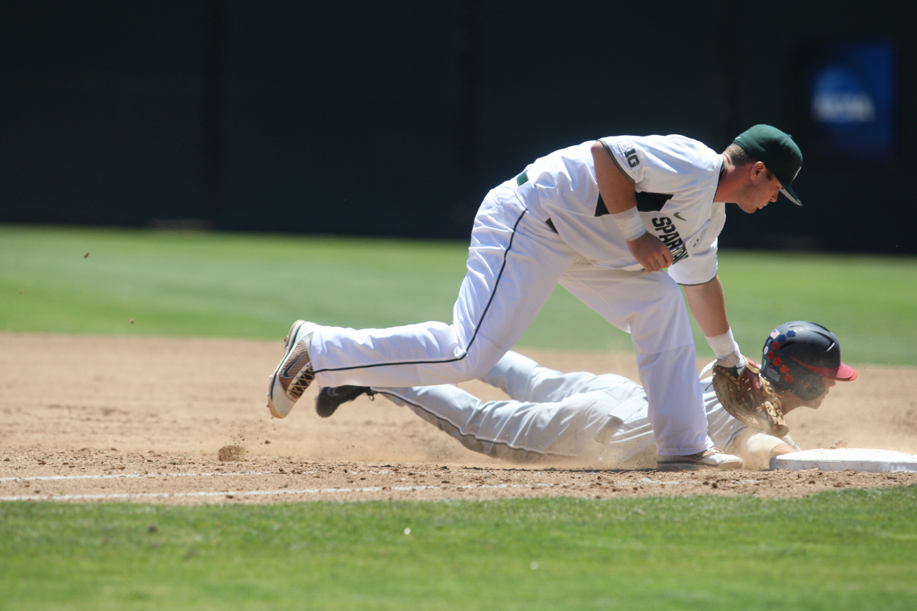 Spartans Close Season With 8-2 Loss to Fresno State