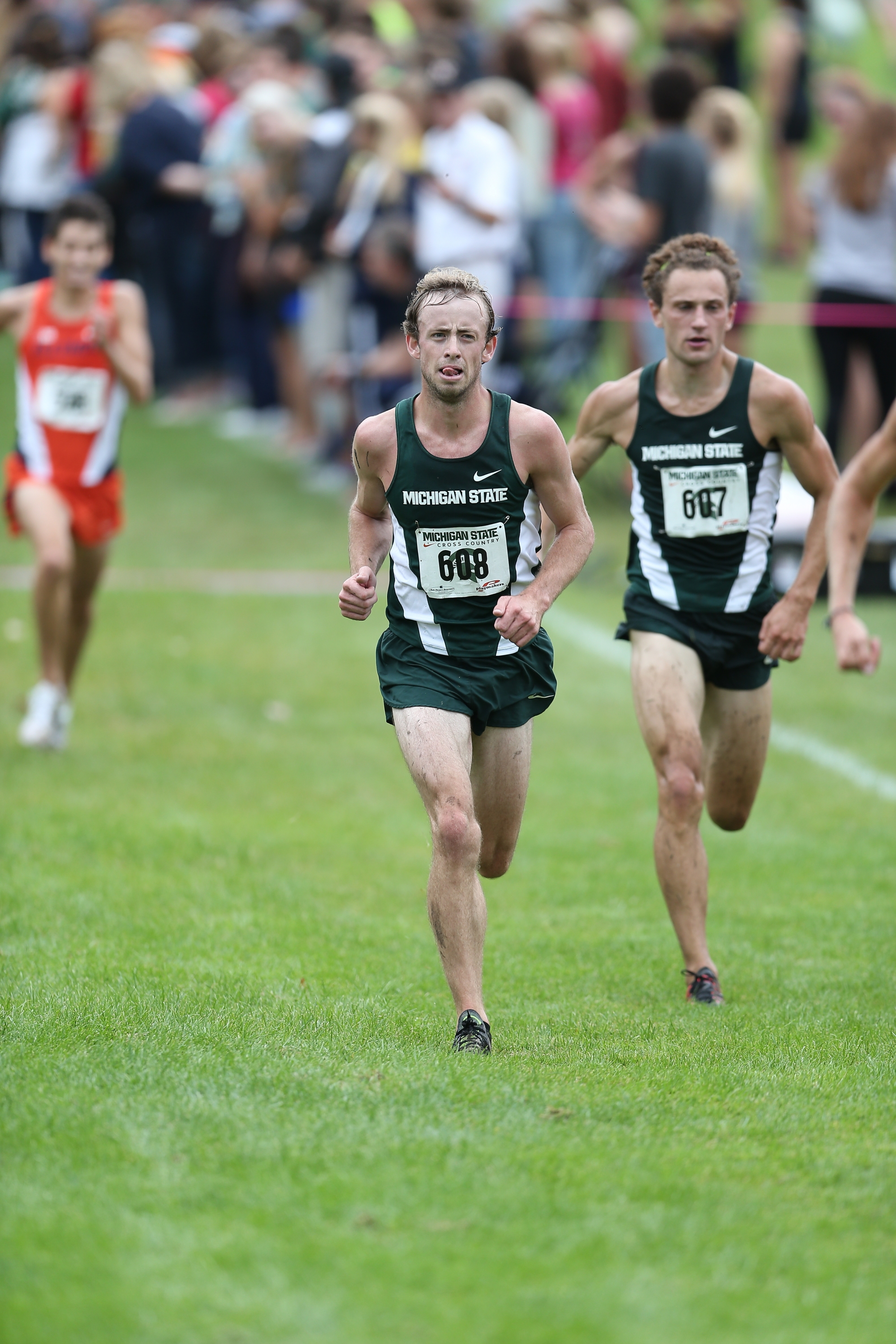 Spartan Cross Country Set For National Championships - Michigan