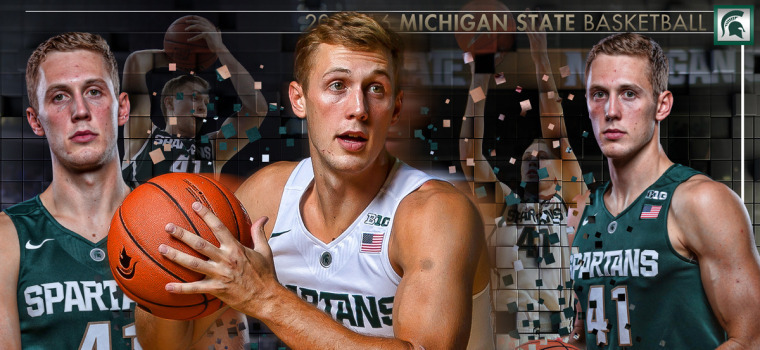 Spartan Profile: Colby Wollenman - Michigan State University