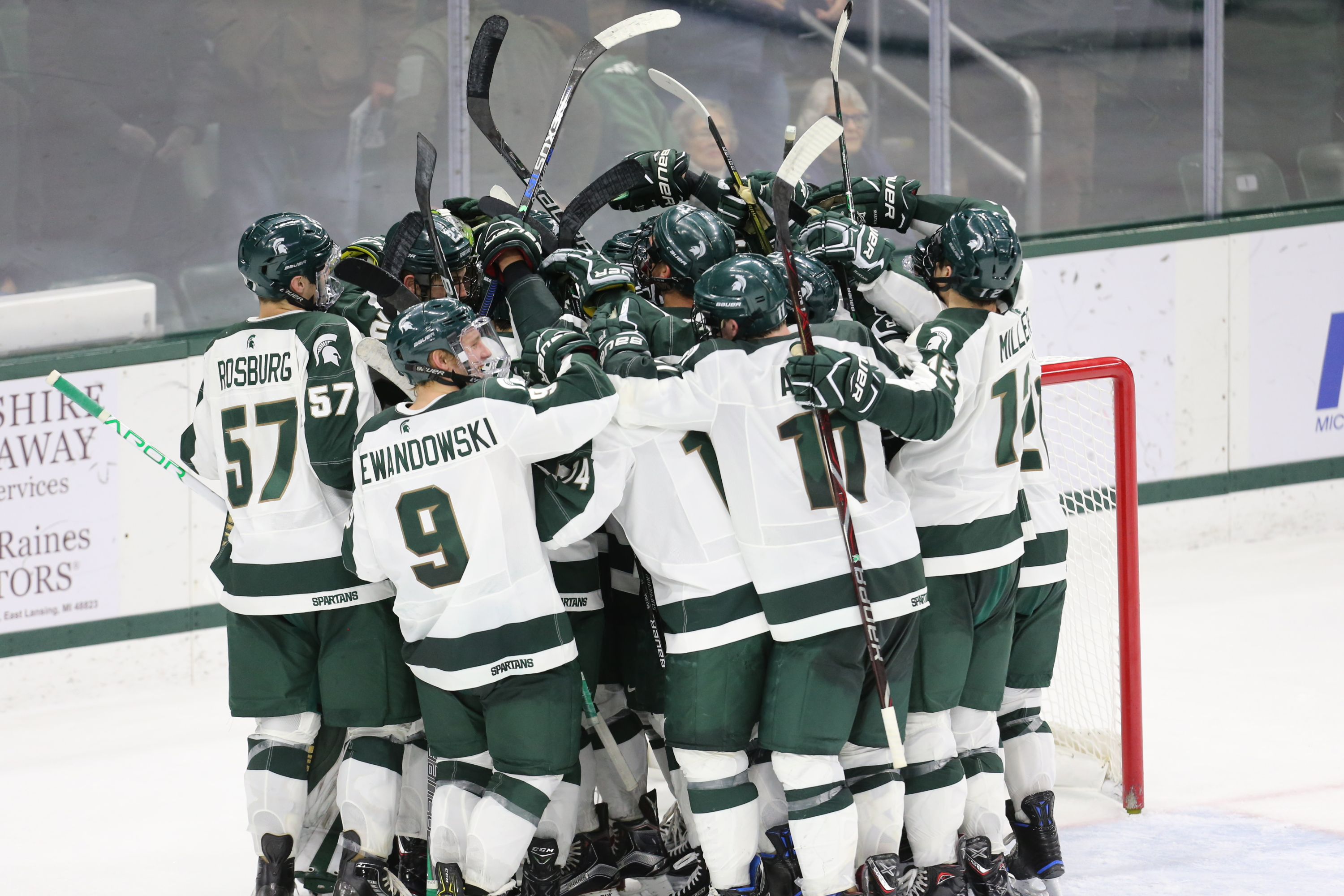 Spartan Hockey Releases 2018-19 Schedule - Michigan State University ... f184c907d