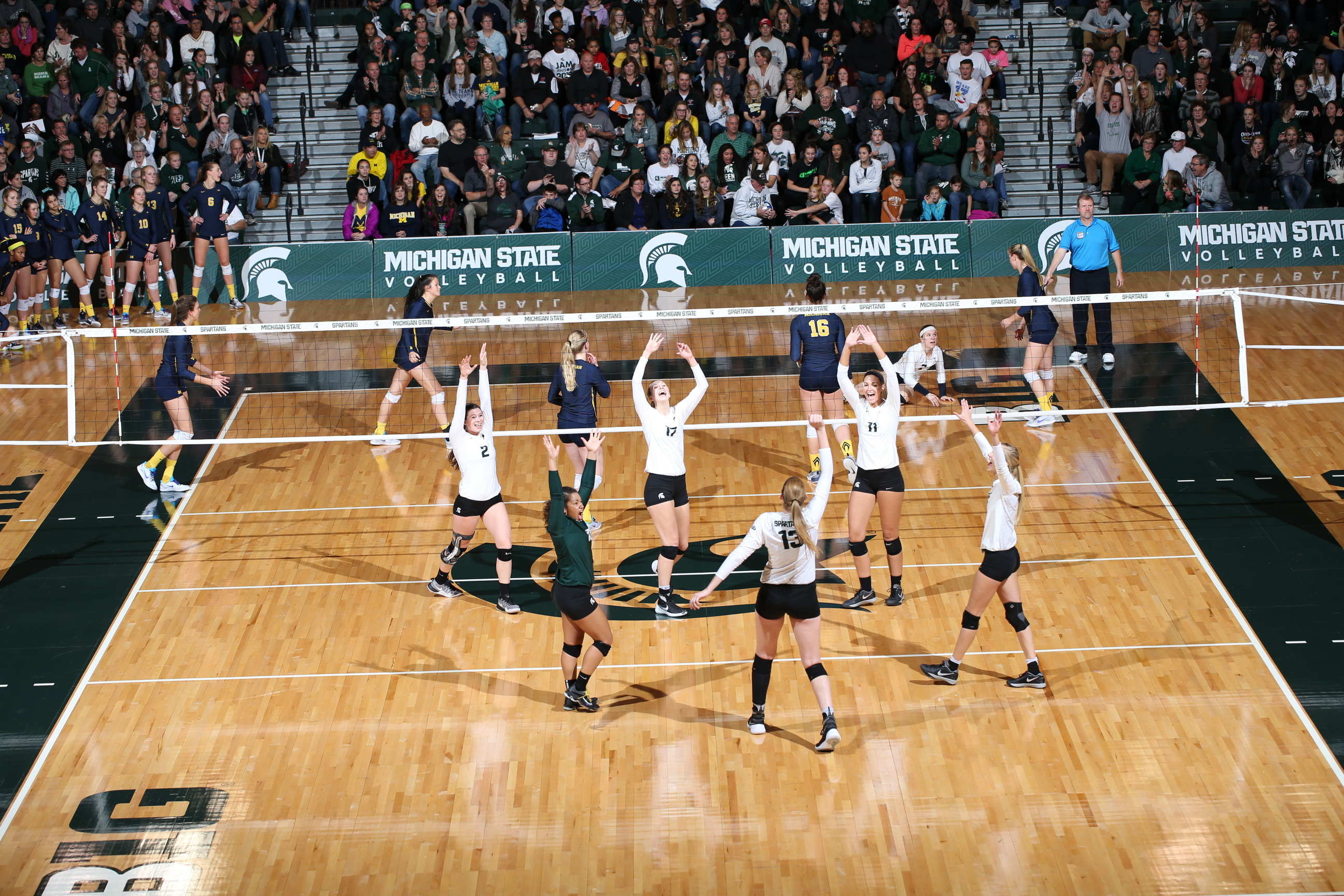 Volleyball Schedule For 2017 Released Michigan State University Athletics