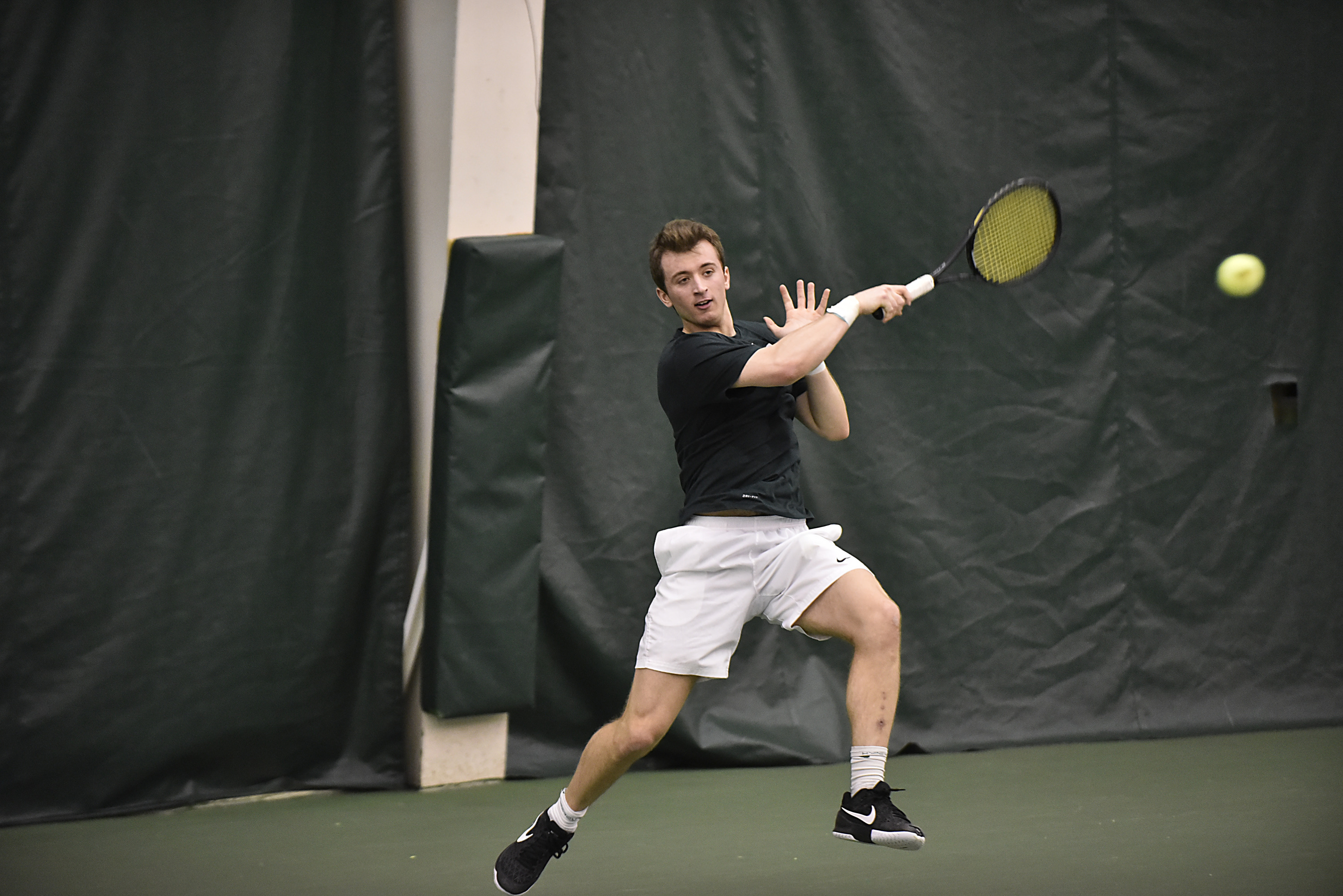 Men's Tennis Concludes Competition at the Milwaukee Tennis Classic