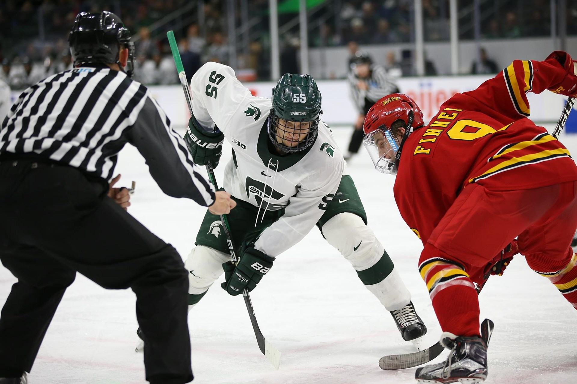 5c27e5be630 Spartans Meet Ferris State in Home-and-Home Series - Michigan State ...