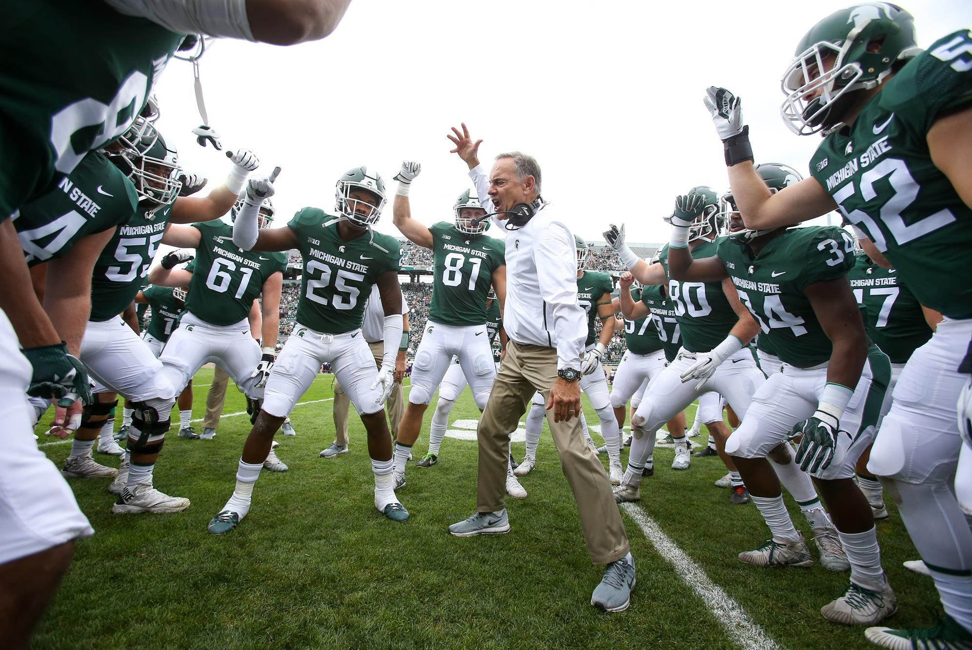 Spartan Spring Football Preview Michigan State University