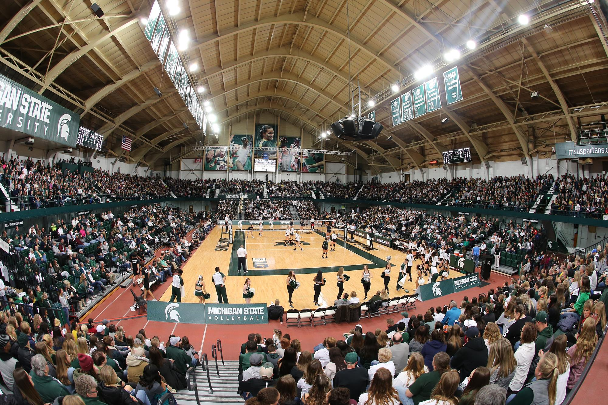 Registration Open For Summer 2019 Volleyball Camps Michigan State University Athletics