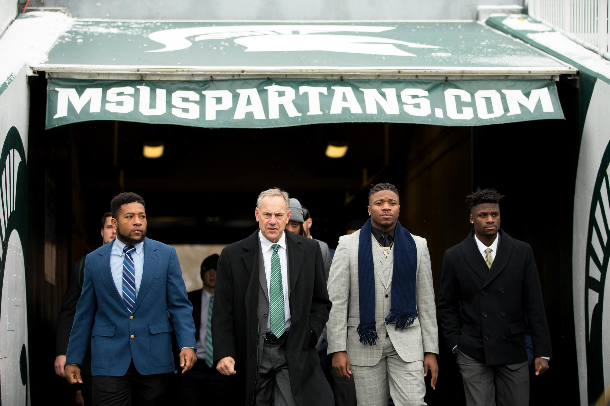 72bbd09e4cd Game Day Information vs. Rutgers - Michigan State University Athletics