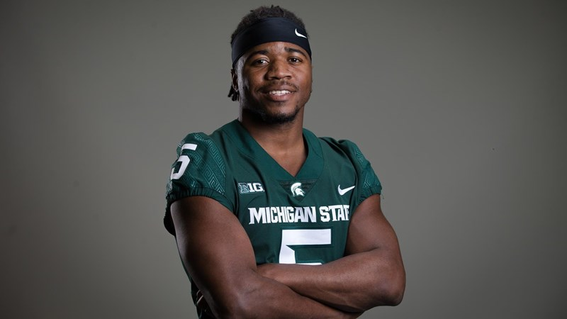 reputable site 19a7a 19b2f Andrew Dowell Feature: The Bond Of Brothers - Michigan State ...