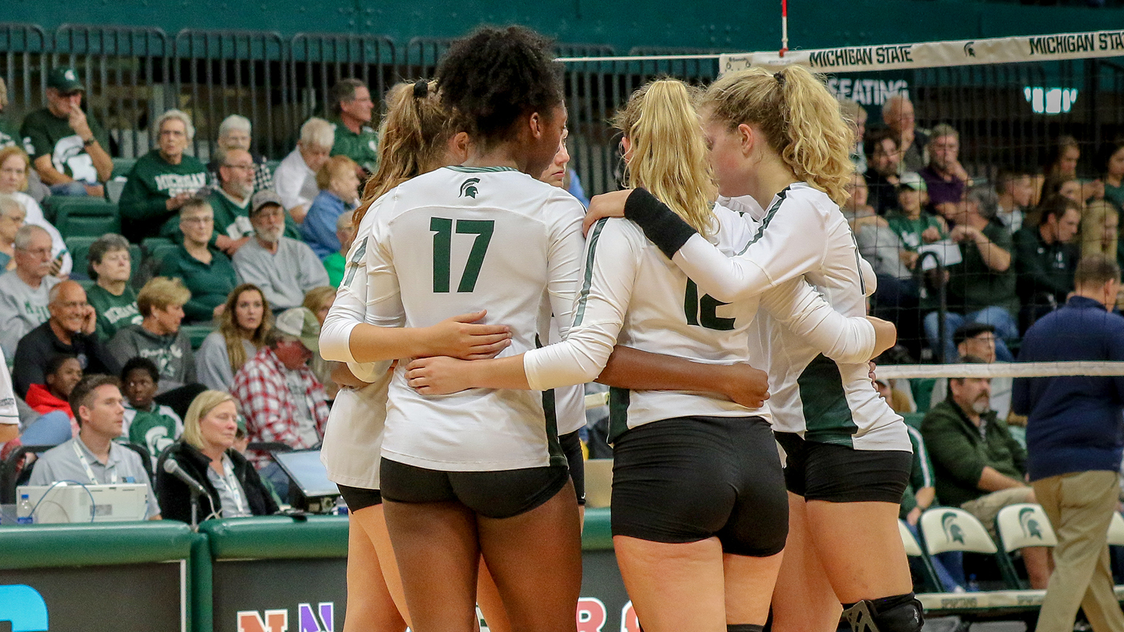 Volleyball Welcomes Three For 2019 Michigan State University Athletics