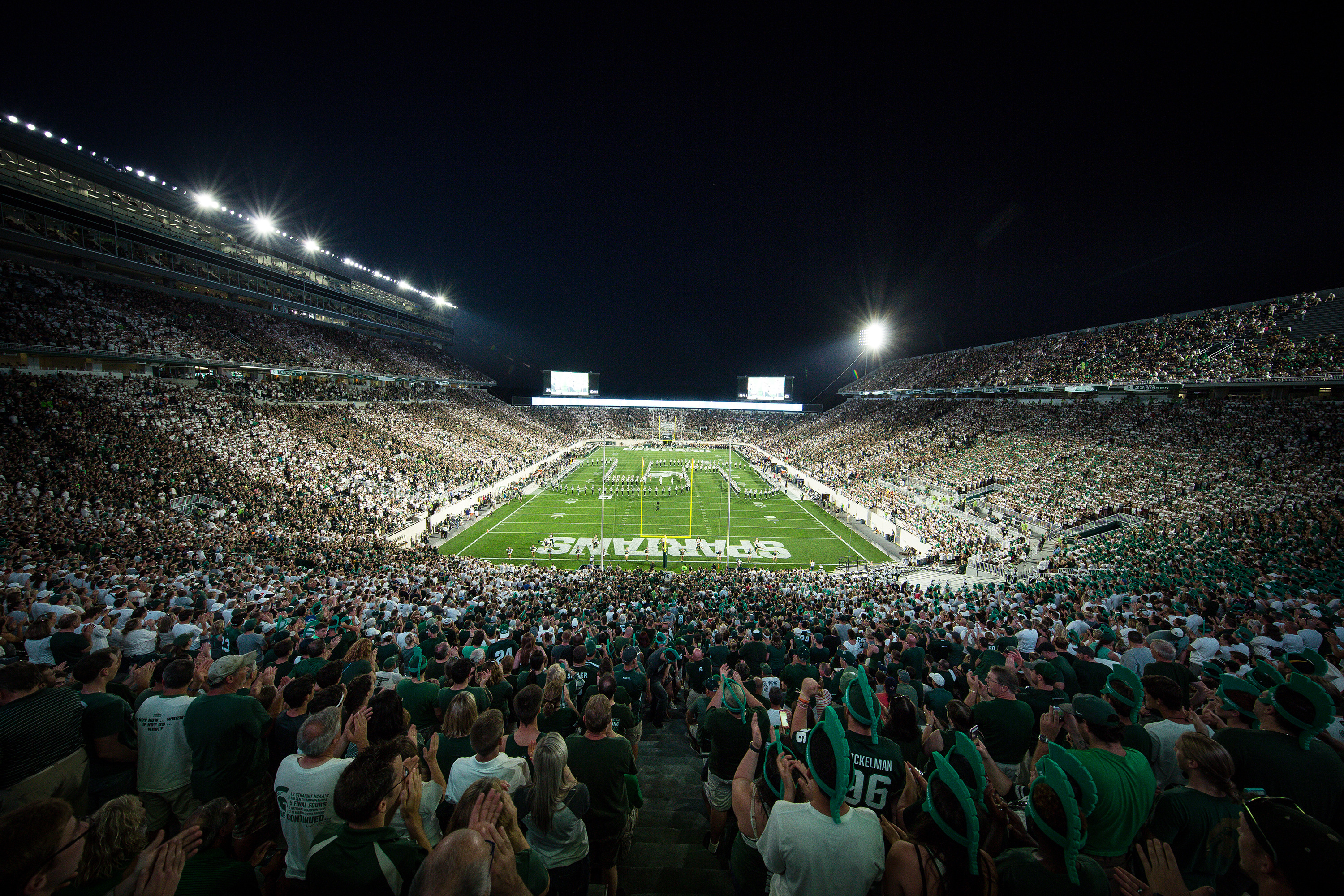 Spartan Football Season Tickets On Sale Now Michigan State