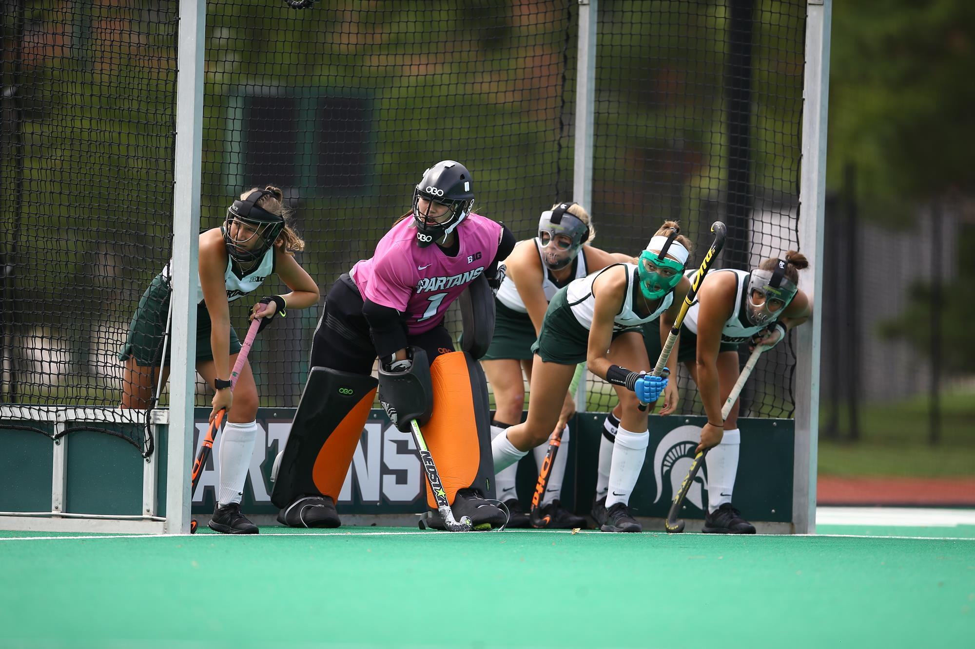 Field Hockey Schedule For 2019 Season Finalized Michigan State