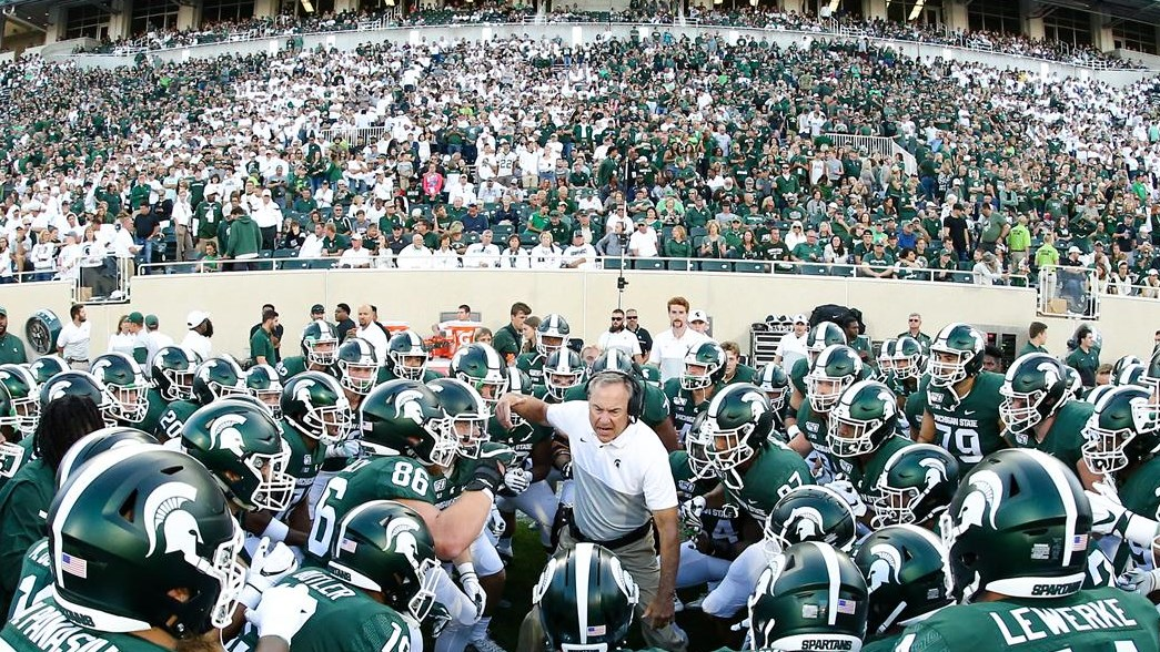 Michigan State To Play Wake Forest In New Era Pinstripe Bowl
