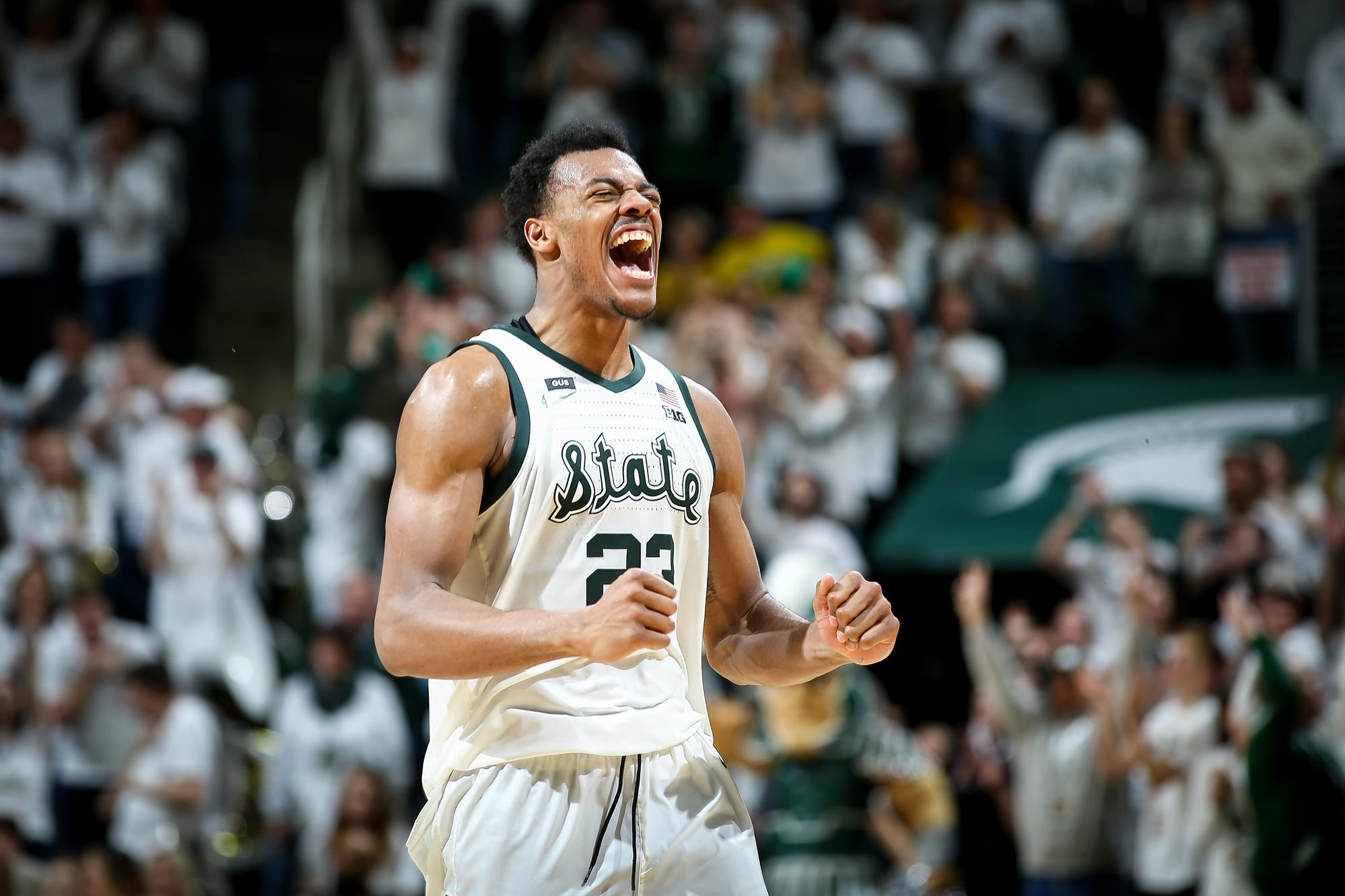 Xavier Tillman Selected to Watch List for Karl Malone Power Forward of the Year Award