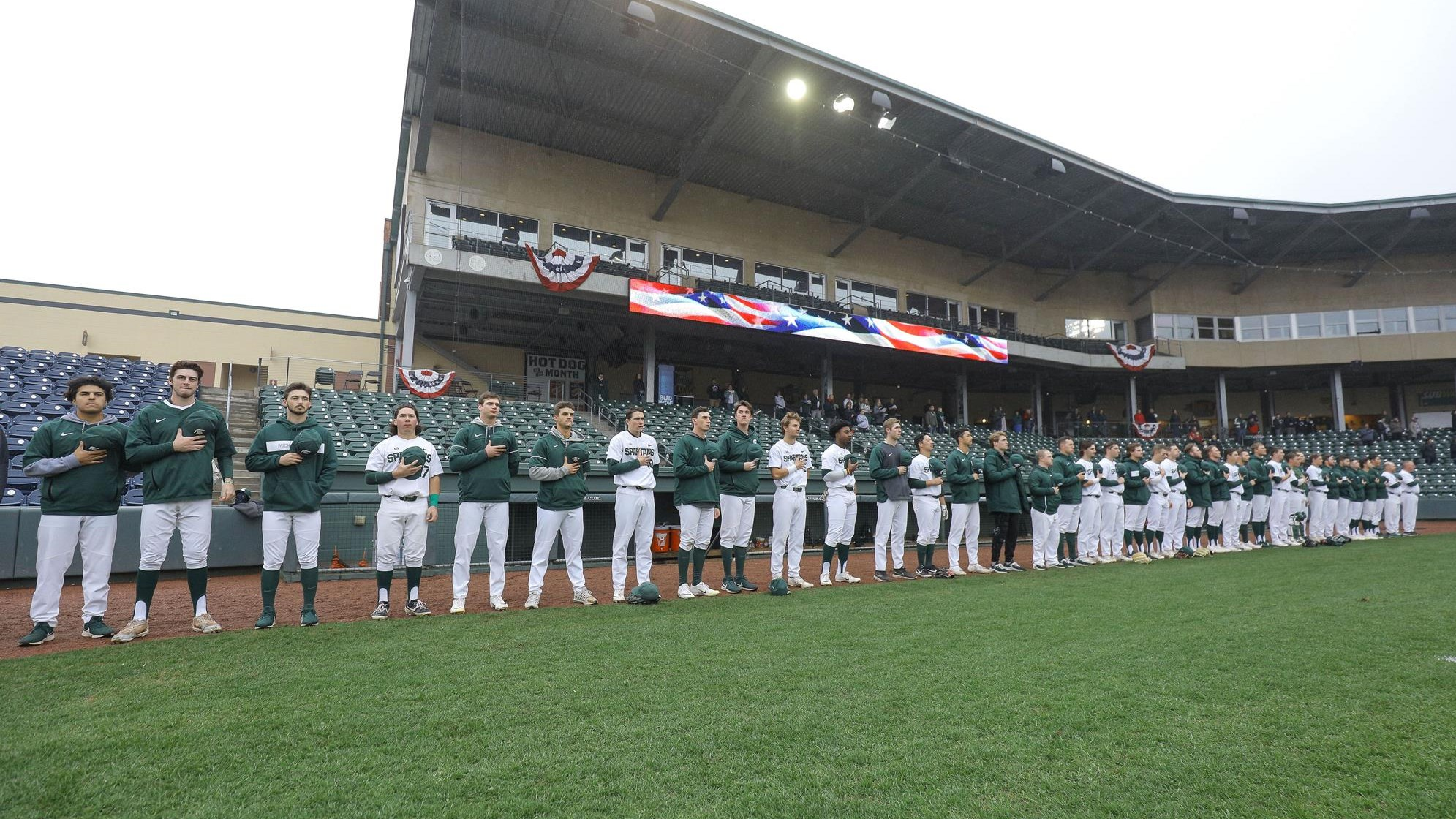 04d2c51d4 MSU Returns To Greenville For Four-Game Series With UConn - Michigan ...