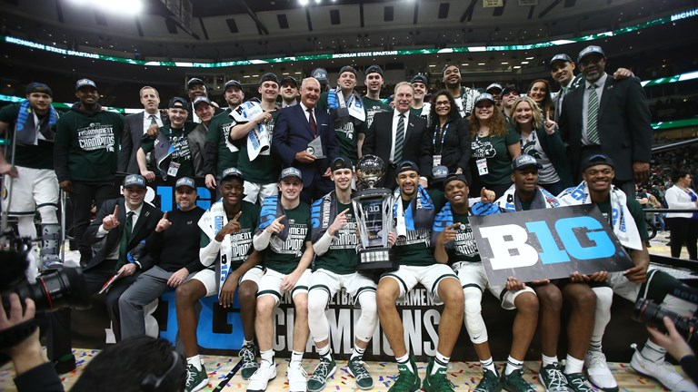 Michigan State University Athletics - Official Athletics Website 9773734f51dd9