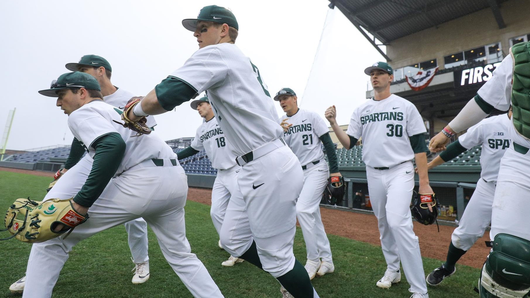 6c43642b74d Michigan State Hosts Central Michigan Wednesday In Home-Opener ...