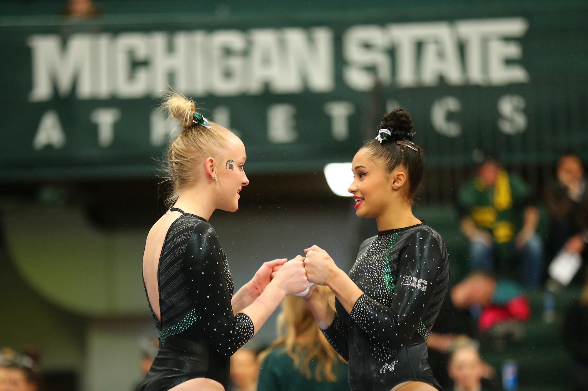 368f6bd425a3 Spartan Gymnastics Earns Share of Two Event Titles at B1G ...