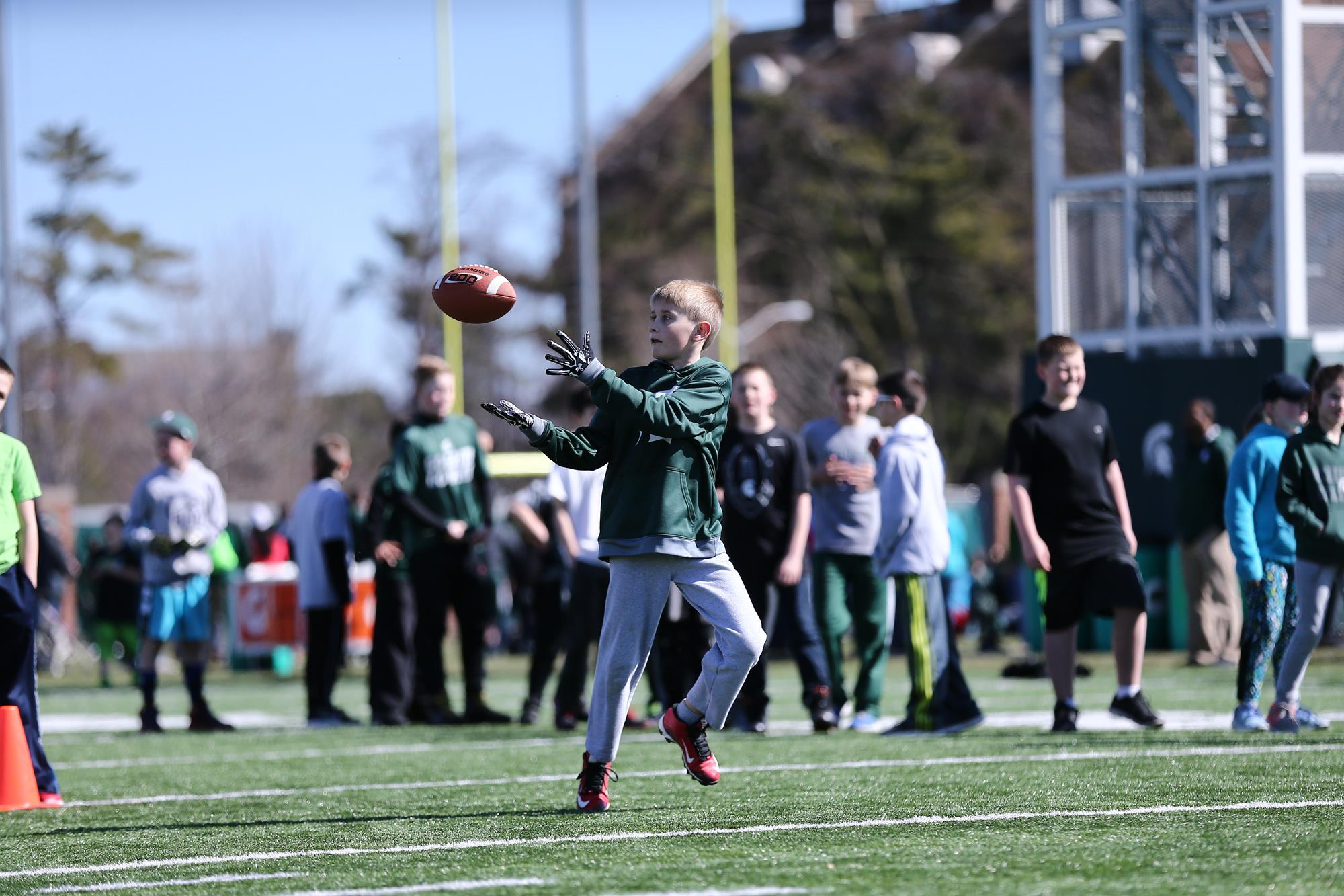 Spring Game, Youth Clinic Scheduled for Saturday, April 13