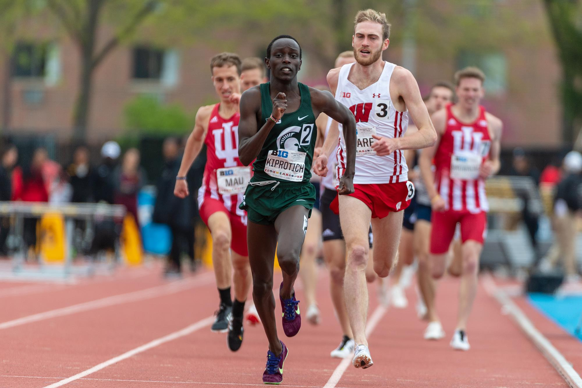Track and Field - Michigan State University Athletics