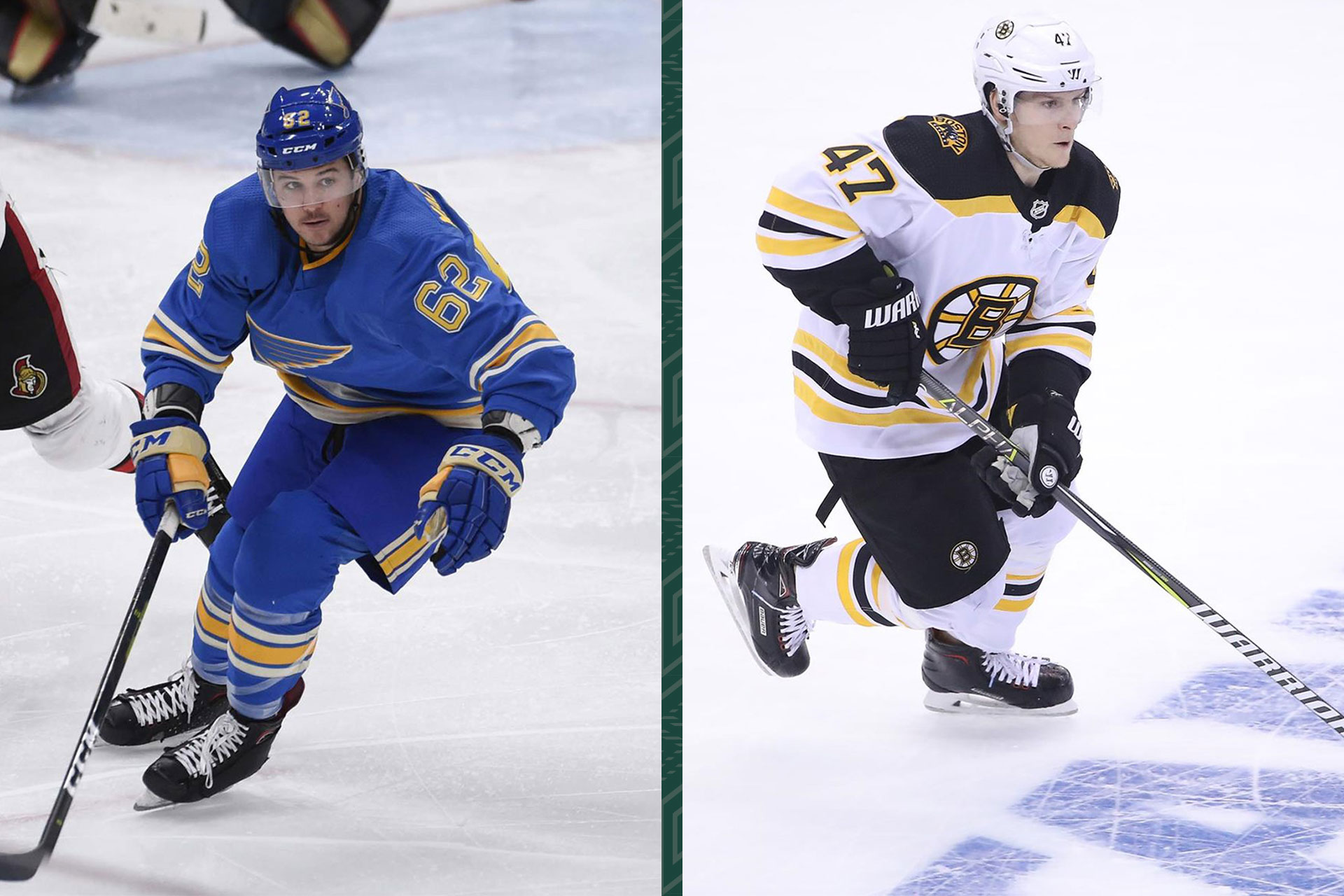 Krug And Maceachern Square Off For The Stanley Cup Michigan State