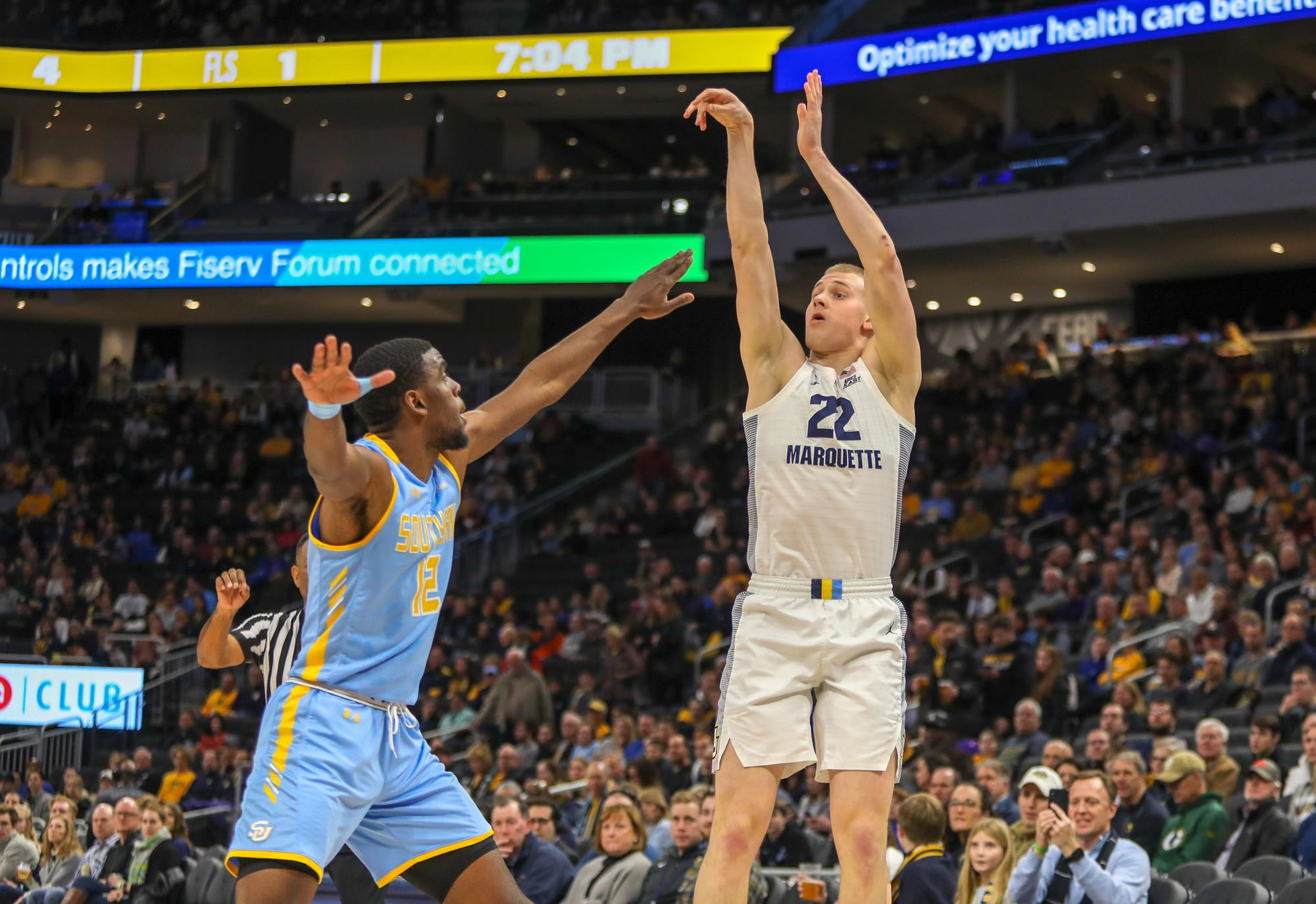 Men's Basketball Adds Joey Hauser to Roster - Michigan State