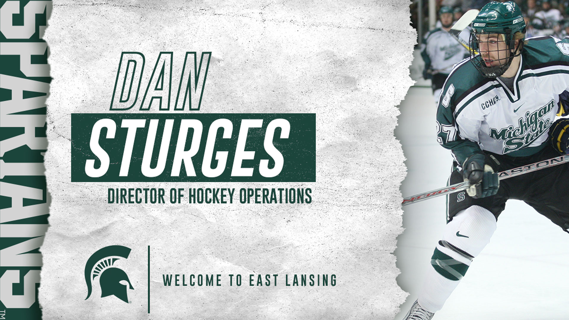 Dan Sturges Named Director of Hockey Operations