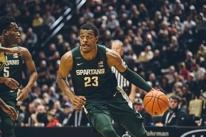 No. 24 Michigan State Faces No. 9 Maryland on Saturday Night - Michigan State University Athletics